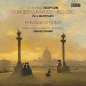 Album artwork for RESPIGHI: CONCERTO IN MODO MISOLIDIO