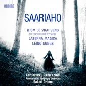 Album artwork for Saariaho: D'om le vrai sens