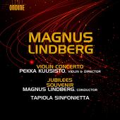 Album artwork for Lindberg: Violin Concerto, Jubilees Souvenir