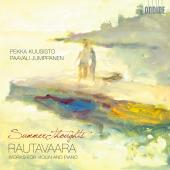 Album artwork for Rautavaara: Works for Violin and Piano