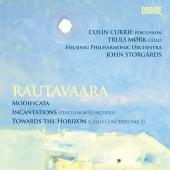Album artwork for Rautavaara: Toward the Horizon
