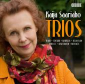 Album artwork for Saariaho: Trios