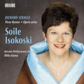 Album artwork for R. Strauss: 3 Hymns, Opera Arias / Isokoski