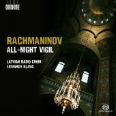 Album artwork for Rachmaninov: All-Night Vigil / Klava