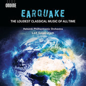 Album artwork for Earquake: The Loudest Classical Music of All Time
