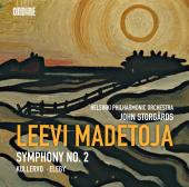 Album artwork for Madetoja: Symphony 2, Kullervo, Elegy / Storgards