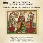 Album artwork for Piæ cantiones & Memoria sancti henrici: Medieval