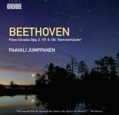 Album artwork for Beethoven: Piano Sonatas opp. 2, 101, and 106