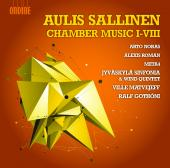 Album artwork for Sallinen: Chamber Music I-VIII