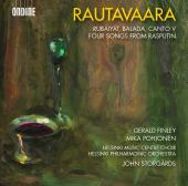 Album artwork for Rautavaara: RUBAIYAT  BALADA