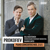 Album artwork for Prokofiev: Piano Concertos Nos. 2 & 5