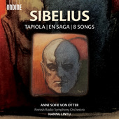 Album artwork for Sibelius: Tapiola, En saga & Songs