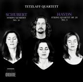 Album artwork for Schubert: String Quartet No. 15 - Haydn: String Qu