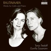 Album artwork for Rautavaara: Works for Cello & Piano