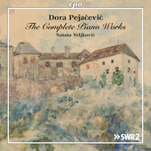 Album artwork for Pejacevic: COMPLETE PIANO WORKS