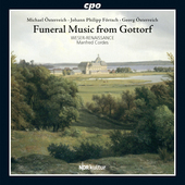 Album artwork for Funeral Music from Gottorf