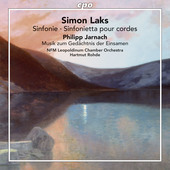 Album artwork for Laks & Jarnach: Orchestra Works