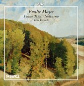 Album artwork for Mayer: Piano Trios & Notturno
