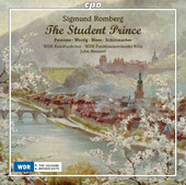 Album artwork for Romberg: The Student Prince / Maurceri