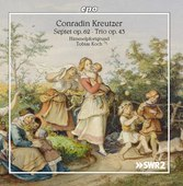 Album artwork for Kreutzer: Septet in E-Flat Major, Op. 62 & Clarine