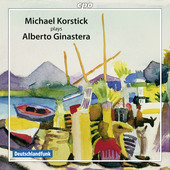 Album artwork for Ginastera: Piano Works