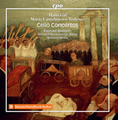 Album artwork for Voices in the Wilderness: Cello Concertos by Exile