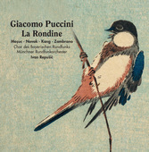 Album artwork for Puccini: La rondine (Live)