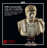 Album artwork for Nowowiejski: Quo Vadis
