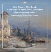 Album artwork for Czerny & Bruch: Works for Piano Duo