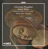 Album artwork for STABAT MATER  PIANO SONATAS