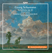 Album artwork for G. Schumann: Symphony in F Minor, Op. 42 & Overtur