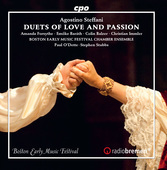 Album artwork for Steffani: Duets of Love & Passion
