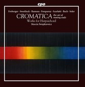 Album artwork for Cromatica: The Art of Moving Souls (Harpsichord)