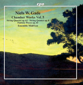 Album artwork for Gade: Chamber Works, Vol. 5