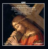 Album artwork for Sebastiani: Matthäus Passion / Stubbs, O'Dette