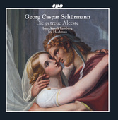Album artwork for Schürmann: Die getreue Alceste