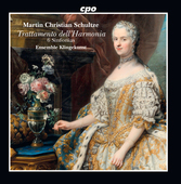 Album artwork for Martin Christian Schultze: Trattamento dell'Harmon