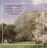 Album artwork for Goldmark: Symphonic Poems, Vol. 2