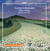 Album artwork for Georg Schumann: Piano Works