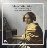 Album artwork for 12 TRIO SONATAS, OP. 2