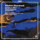 Album artwork for SHERWOOD: SYMPHONIC WORKS