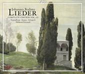 Album artwork for Brahms: LIEDER vol.10