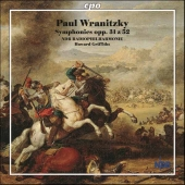 Album artwork for Wranitzky: Symphonies Op 31 & 52 / Griffiths