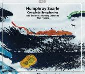 Album artwork for Searle: COMPLETE SYMPHONIES