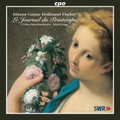 Album artwork for FISCHER: LE JOURNAL DU PRINTEMPS