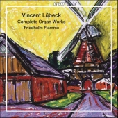 Album artwork for COMPLETE ORGAN WORKS