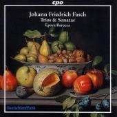 Album artwork for FASCH - TRIOS & SONATAS