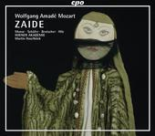 Album artwork for Mozart: Zaide (Haselbock)