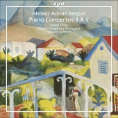 Album artwork for Saygun: Piano Concertos 1 & 2