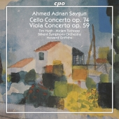 Album artwork for SAYGUN: CELLO CONCERTO OP. 74